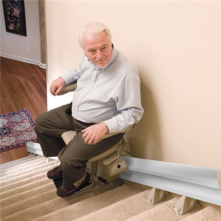 Bruno Elite Straight Stairlift