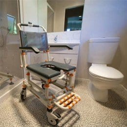 What Type of Mobility Aids Do You Need to Make the Bathroom Safe?