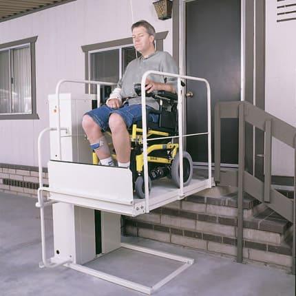 Mac's Porch Lifts