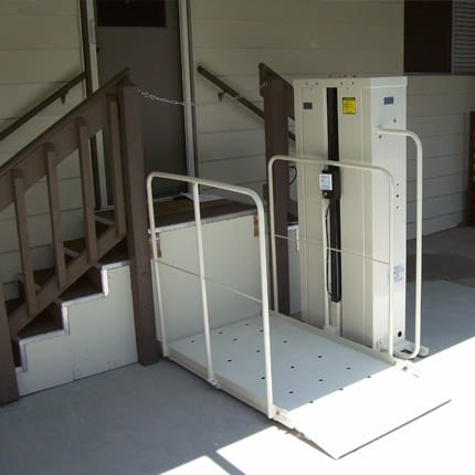 Porch Lift Gallery