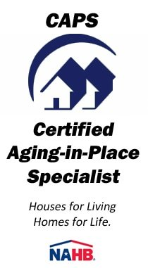 Certified Aging-In-Place Specialist (C.A.P.S.)
