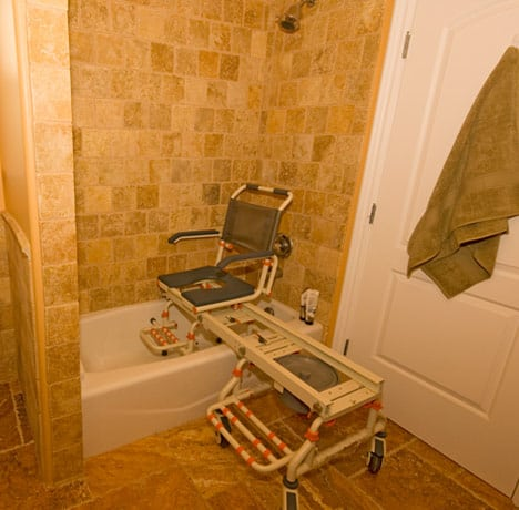 Evaluating your Bath for Safety Issues
