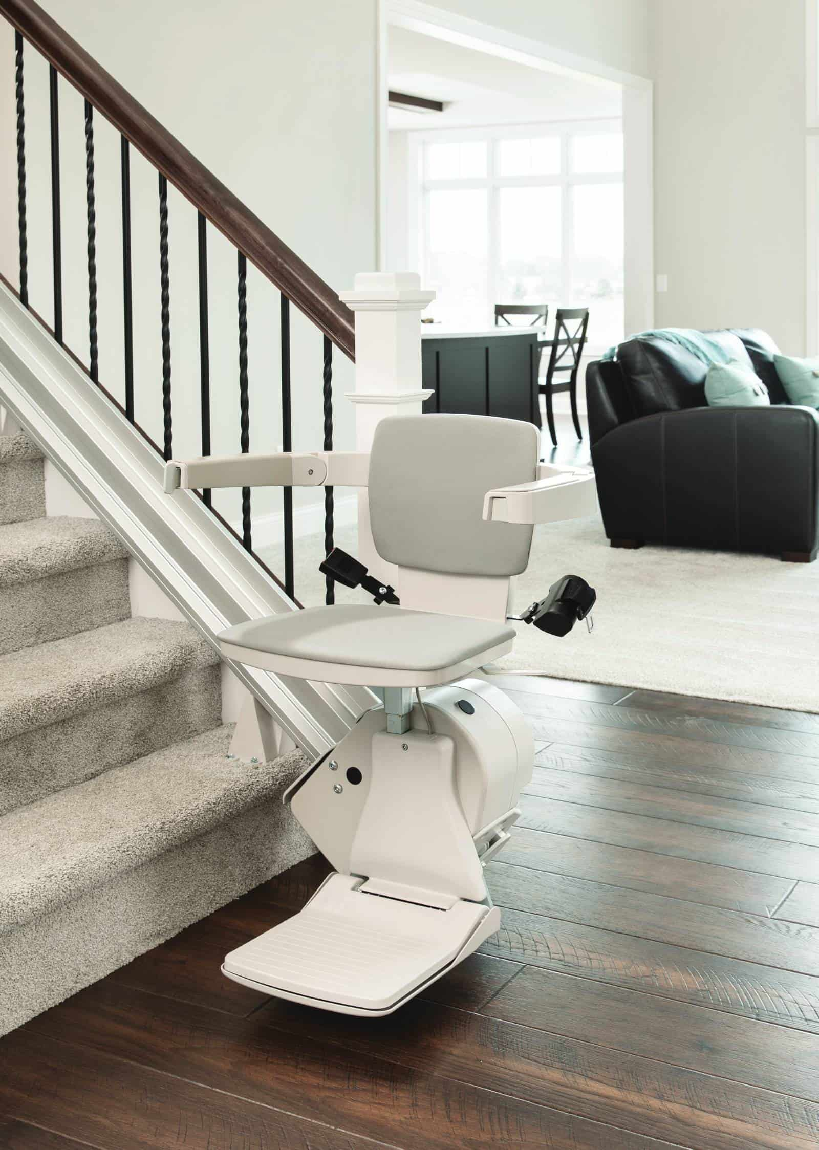 From straight to curved and spiral to steep, stairlifts are filling the need and making homes more accessible for those with physical limitations or disabilities.