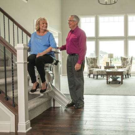 How Life Just Gets Easier with a Stairlift
