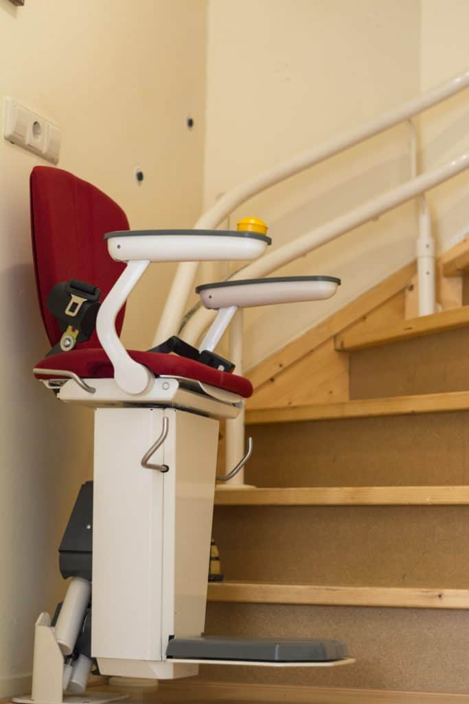 Downsizing? Consider A Stairlift Instead Of A Move