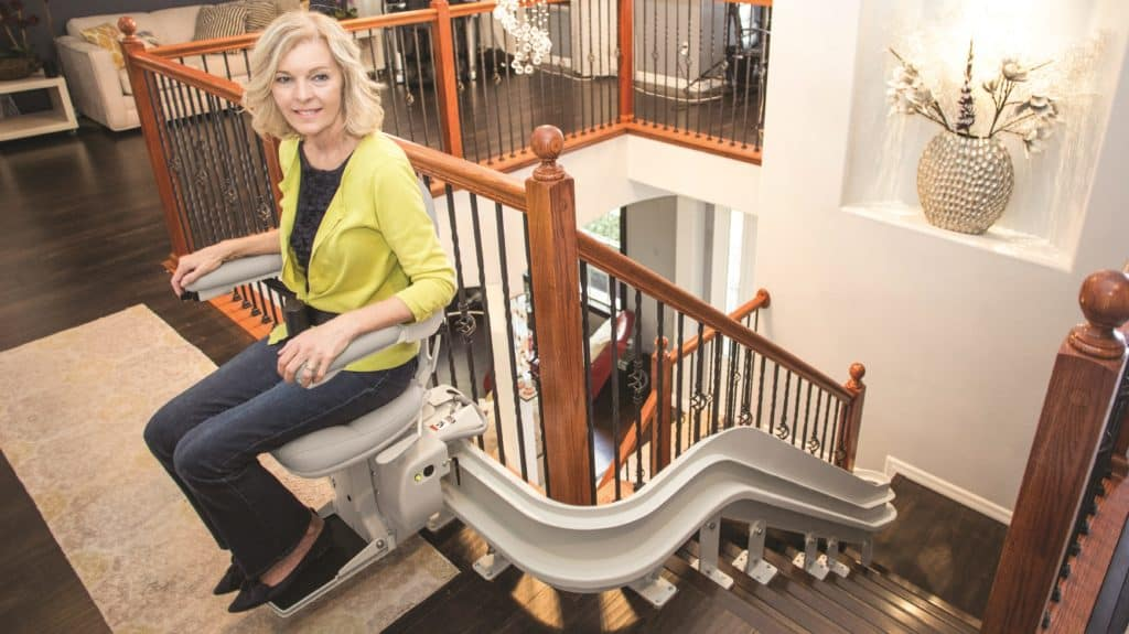 Medical Conditions Where A Stairlift May Be Beneficial