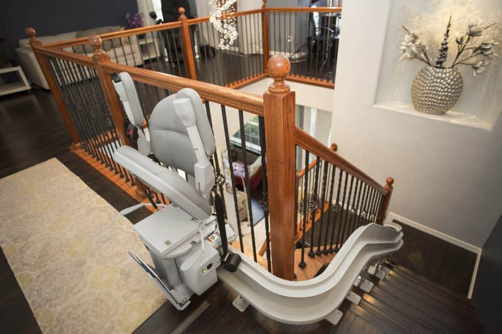 Myths and Legends of Stairlifts